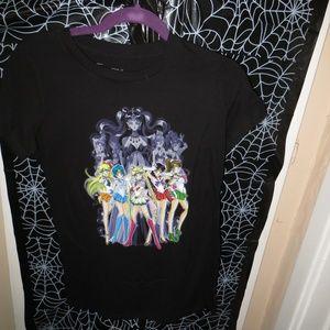 Sailor Moon T-Shirt Bundle